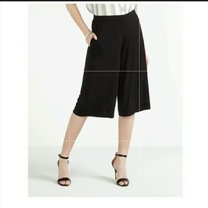 Nwt-Reitmans flared, cropped pants